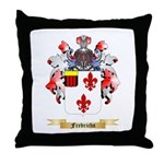 Fredrichs Throw Pillow