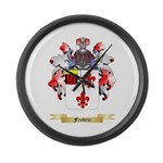 Fredric Large Wall Clock