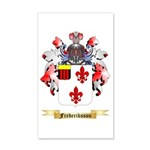 Frederiksson 20x12 Wall Decal