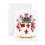 Frederiks Greeting Cards (Pk of 10)