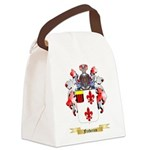 Frederico Canvas Lunch Bag