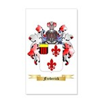Frederick 20x12 Wall Decal