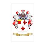 Fredericia Sticker (Rectangle)