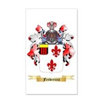 Fredericia 35x21 Wall Decal