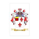Frederichs Sticker (Rectangle)