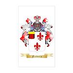 Frederia Sticker (Rectangle)