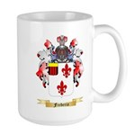 Frederia Large Mug