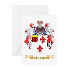 Fredeke Greeting Card