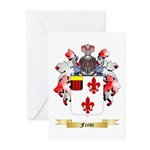 Frede Greeting Cards (Pk of 20)