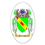 Frearson Sticker (Oval 50 pk)