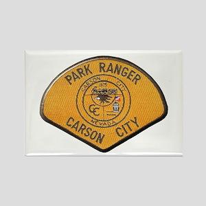 Carson City Park Ranger Magnets