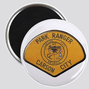 Carson City Park Ranger Magnets