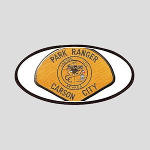 Carson City Park Ranger Patches