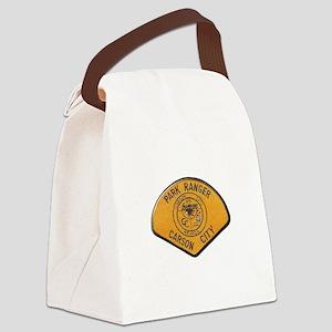 Carson City Park Ranger Canvas Lunch Bag