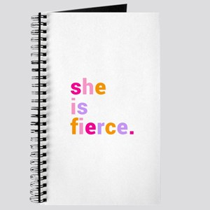 She if Fierce Colors Journal
