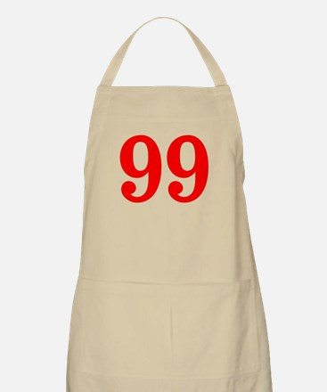 RED #99 Apron
