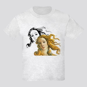 Goddess Venus X 2 Kids Light T-Shirt