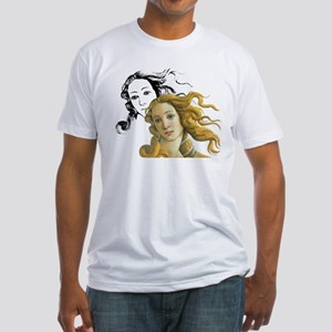Goddess Venus X 2 Fitted T-Shirt