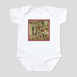 Carousel Infant Bodysuit