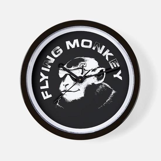 fpv monkey Wall Clock