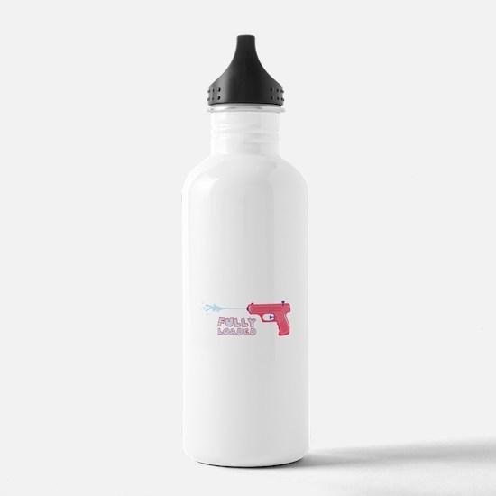 Fully Loaded Water Bottle