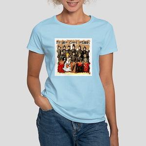 Halloween altered art Women's Light T-Shirt