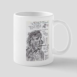 Bukowski - Pen Ink Mugs