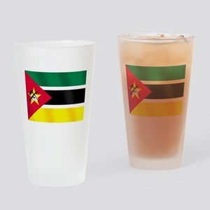Flag of Mozambique Drinking Glass
