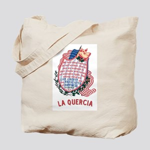 Prosciutto of Happiness Tote Bag