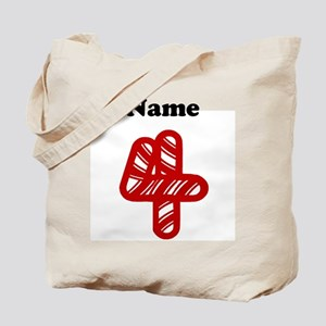 Personalized Christmas 4 Tote Bag