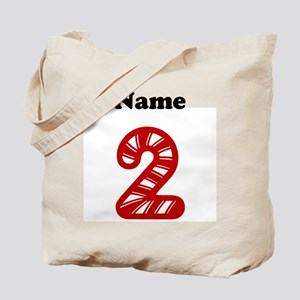 Personalized Christmas 2 Tote Bag
