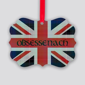 Basic Obsessenach Picture Ornament