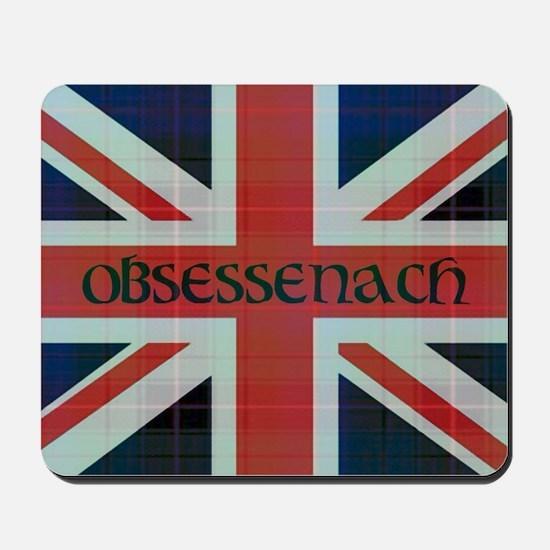 Basic Obsessenach Mousepad