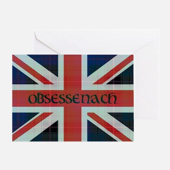 Basic Obsessenach Greeting Card
