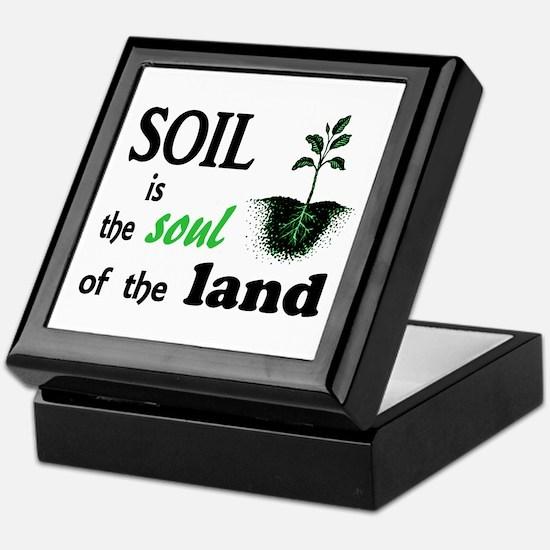Soul of the Land Keepsake Box