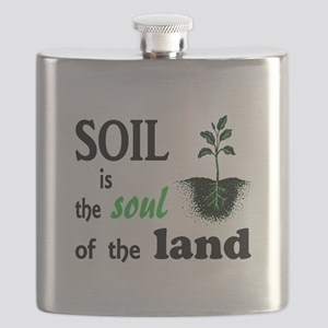 Soul of the Land Flask