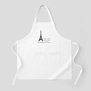 Paris Marathon Apron