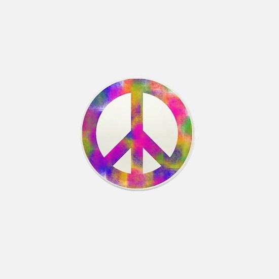 Unique Peace Mini Button