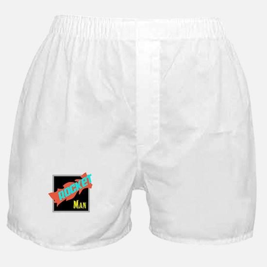 Rocket Man/Elton john Boxer Shorts