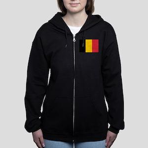 Belgium Zip Hoodie