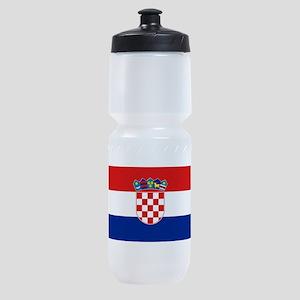 Croatia Sports Bottle