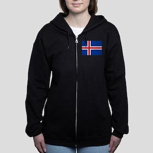 Iceland Zip Hoodie
