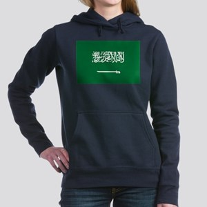 Saudi Arabia Hooded Sweatshirt