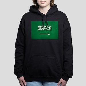Saudi Arabia Hooded Sweatshirt