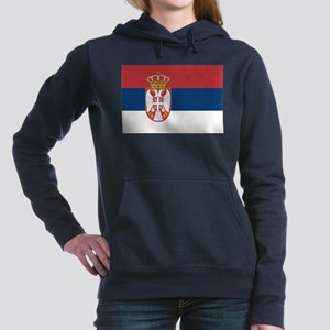 Serbia Hooded Sweatshirt