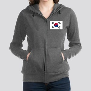 South Korea Zip Hoodie