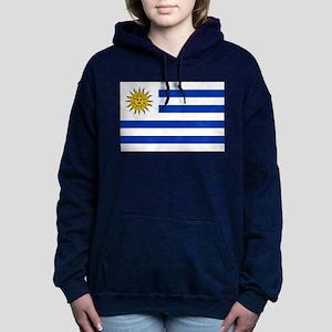 Uruguay Hooded Sweatshirt
