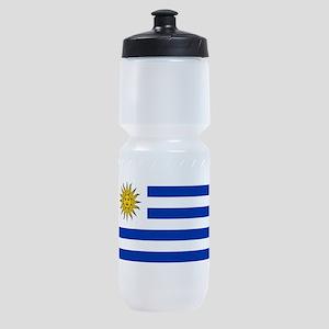 Uruguay Sports Bottle