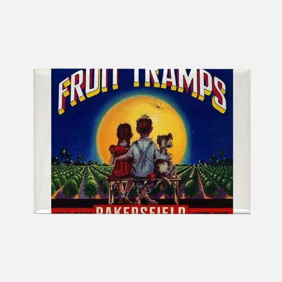 The Fruit Tramps Magnets
