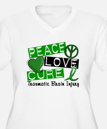 Peace Love Cure 1 T-Shirt